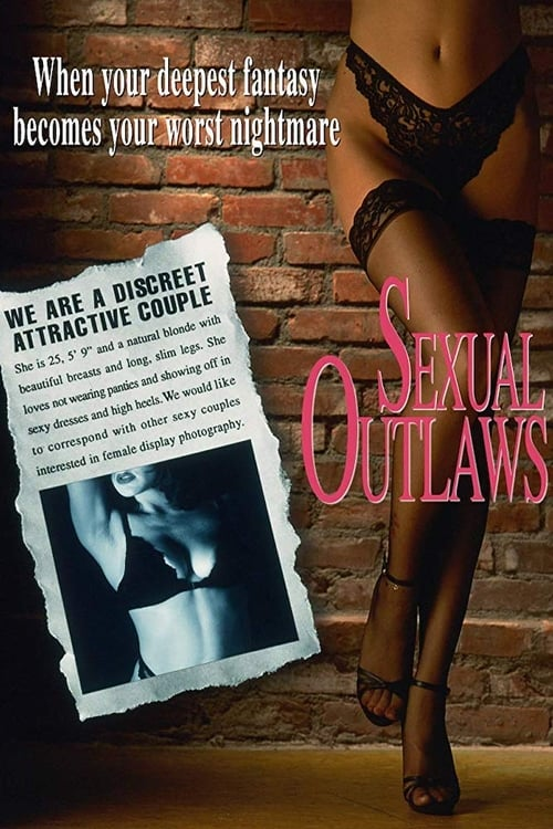 The poster of Sexual Outlaws