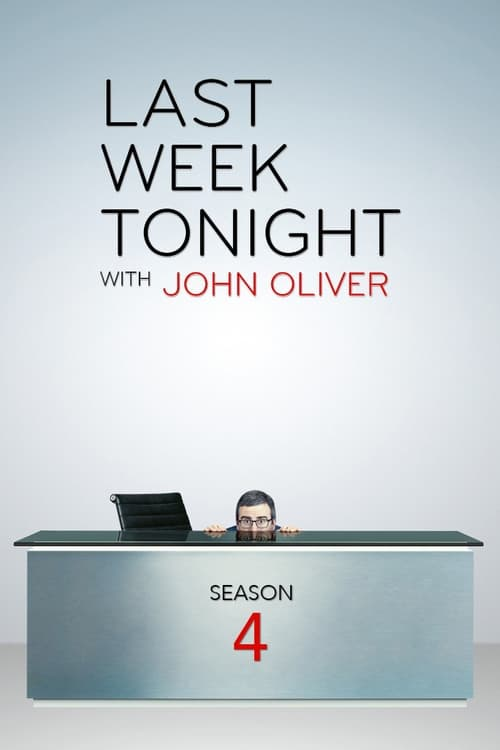 Last Week Tonight with John Oliver Season 4