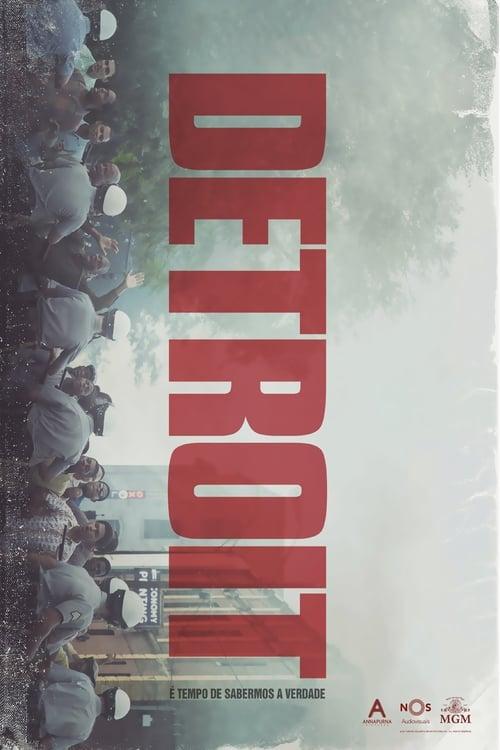 Assistir Detroit em Rebelião