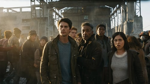 Who Maze Runner: The Death Cure