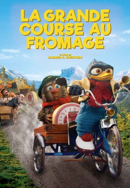 [720p] La Grande Course au fromage (2015) streaming vf hd