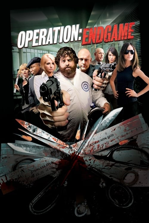Largescale poster for Operation: Endgame