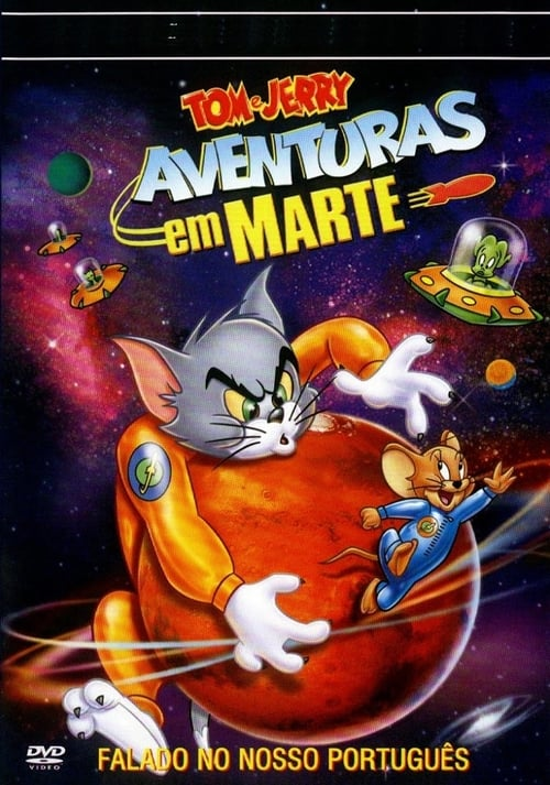 Filme Tom & Jerry Rumo a Marte De Boa Qualidade