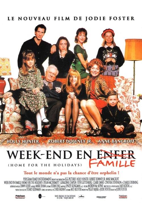 Week end en famille