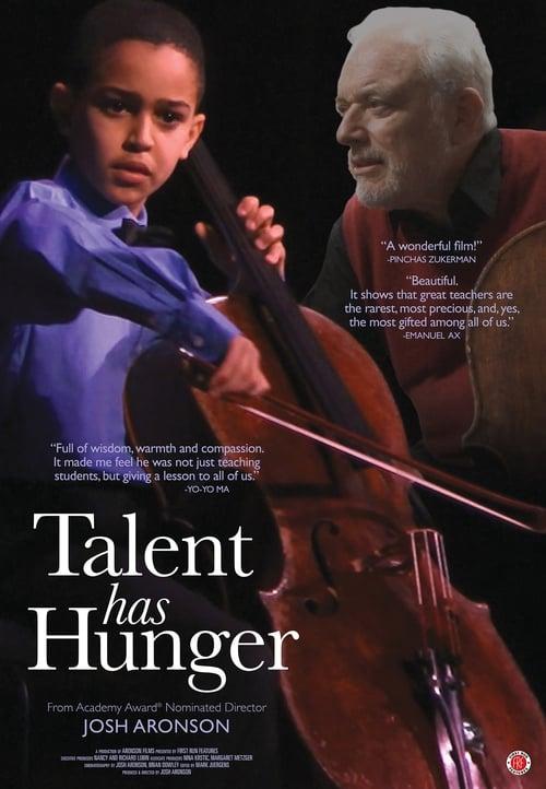 ساعة Talent Has Hunger باللغة العربية