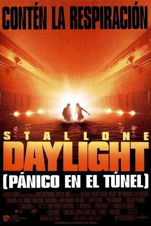 Mira Daylight (Pánico en el túnel) En Buena Calidad Gratis