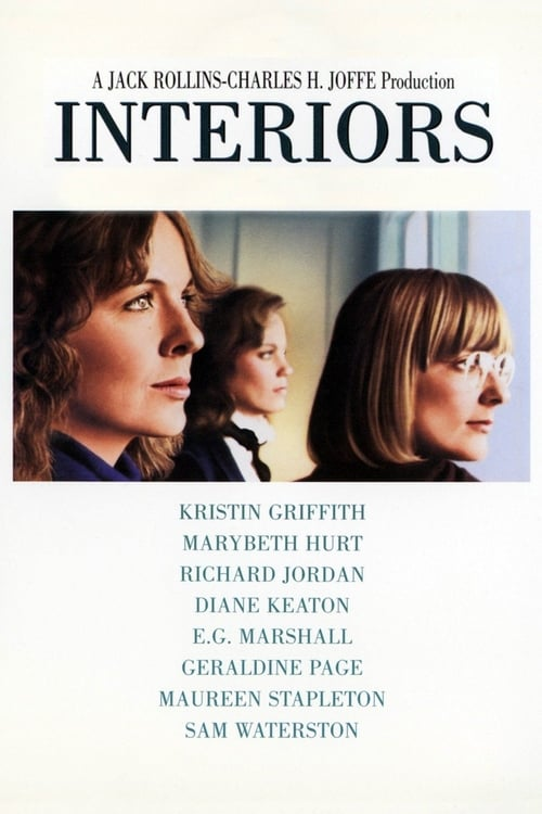 Streaming Interiors (1978) Best Quality Movie