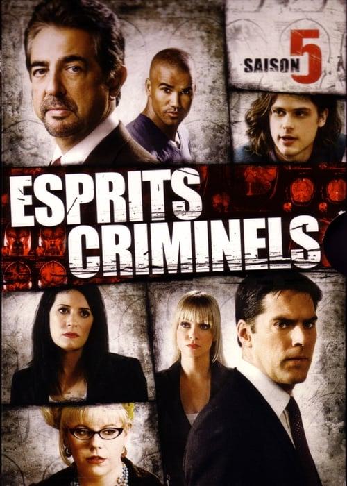 Esprits criminels: Saison 5