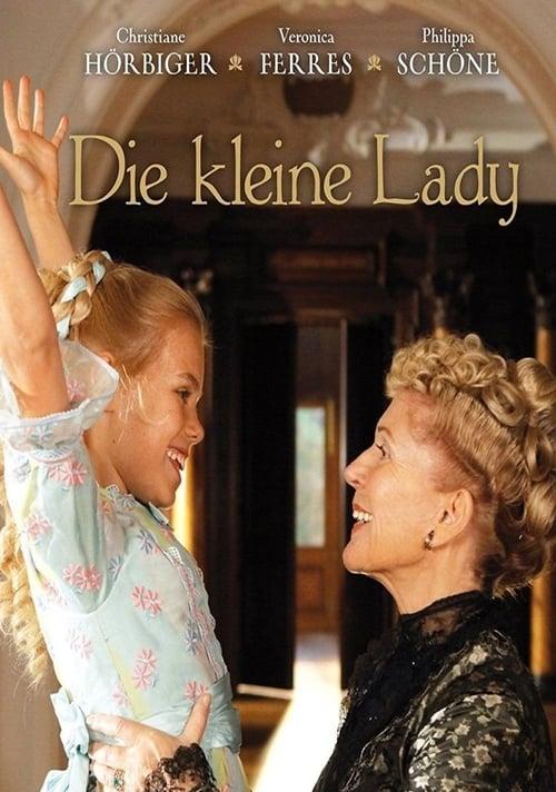 Poster von Die kleine Lady