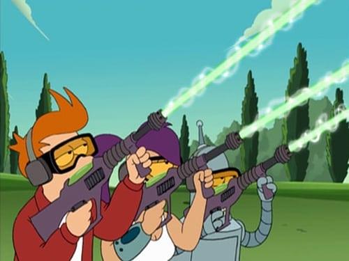 Futurama - Season 1 - Episode 6: 6