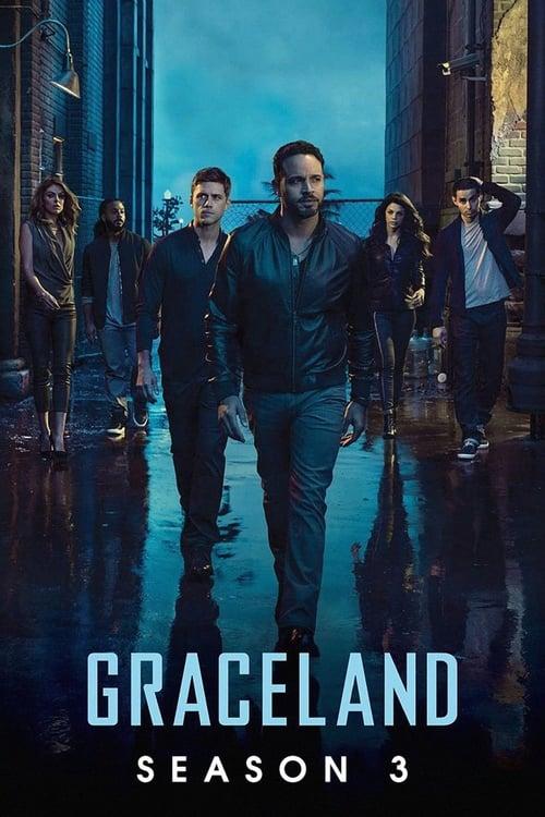Graceland: Season 3