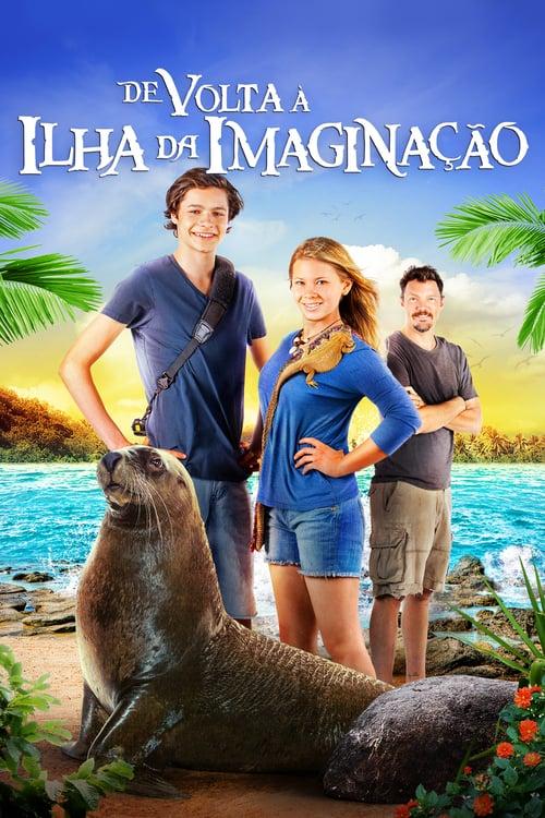 Assistir De Volta a Ilha da Imaginação - HD 720p Dublado Online Grátis HD