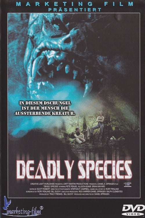 Poster von Deadly Species