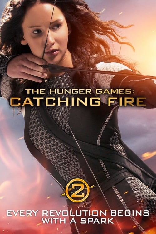 Watch The Hunger Games: Catching Fire (2013) Movie Free Online