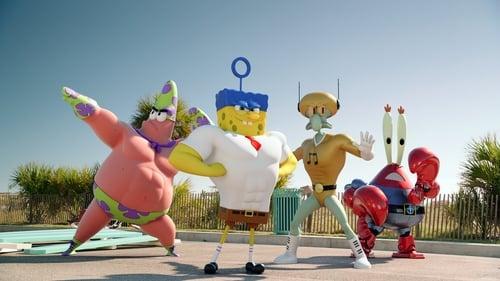 The SpongeBob Movie: Sponge Out of Water - He's leaving his world behind. - Azwaad Movie Database