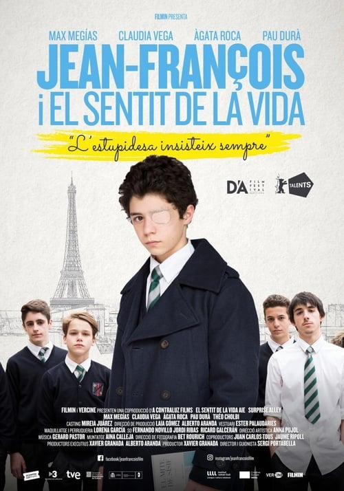 Regardez ۩۩ Jean-François and the Meaning of Life Film en Streaming Entier