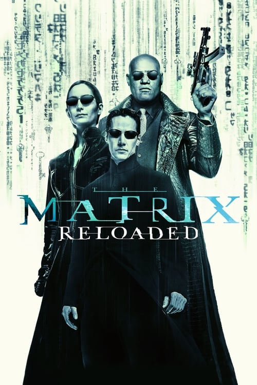 The Matrix Reloaded pelicula completa