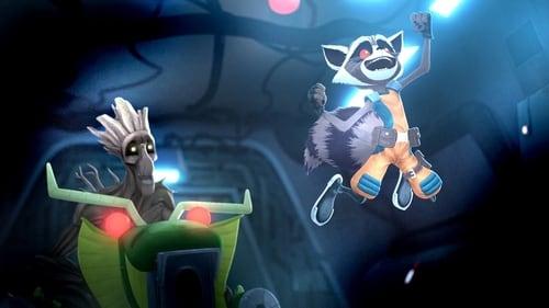 Poster della serie Marvel's Rocket & Groot
