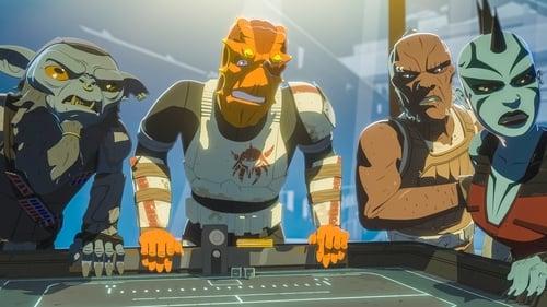 Assistir Star Wars: A Resistência S02E10 – 2×10 – Dublado