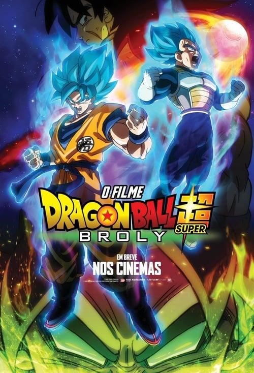 Assistir Dragon Ball Super: Broly 2019 -  Dublado Online Grátis HD