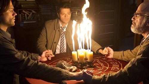 Poster della serie Supernatural