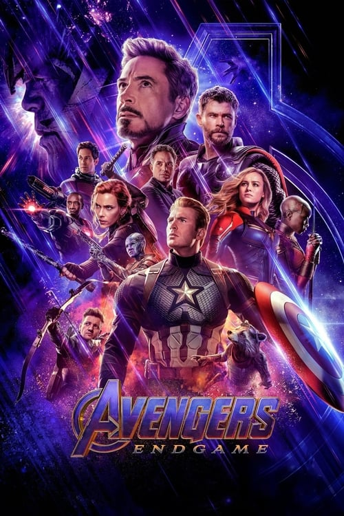 Largescale poster for Avengers: Endgame