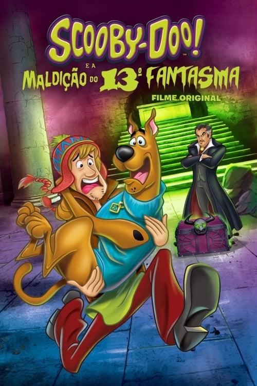Assistir Scooby-Doo e a Maldição do 13° Fantasma