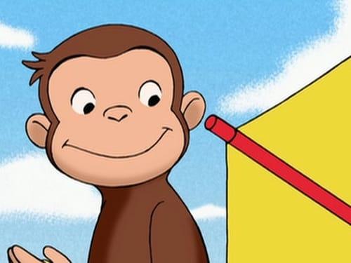 Curious George 2006 720p Webdl: Season 1 – Episode Curious George Flies a Kite