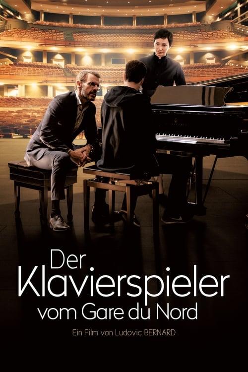 Poster von Der Klavierspieler vom Gare du Nord