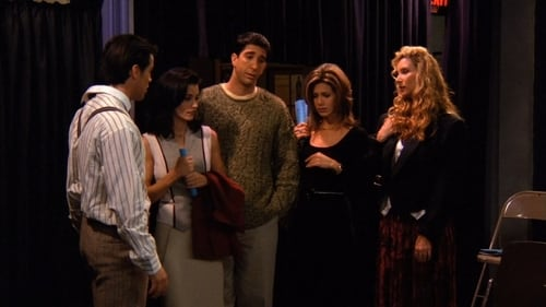 friends - Season 1 - Episode 6: The One with the Butt
