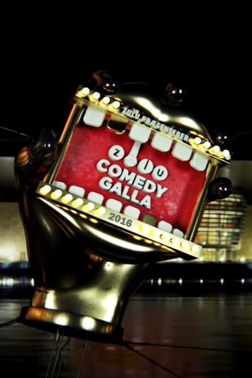 Zulu Comedy Galla 2016