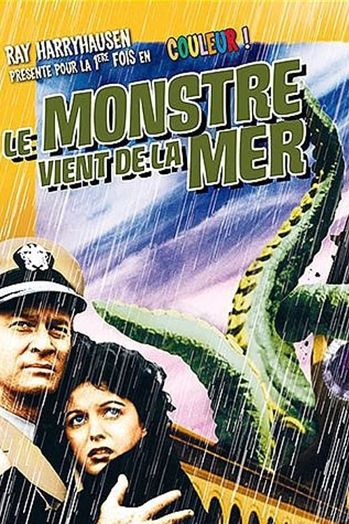 [720p] Le Monstre vient de la mer (1955) streaming