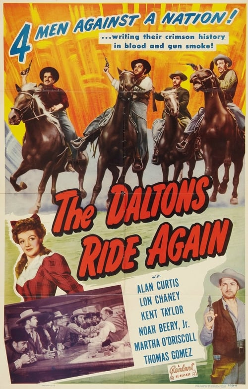 Ver The Daltons Ride Again Duplicado Completo