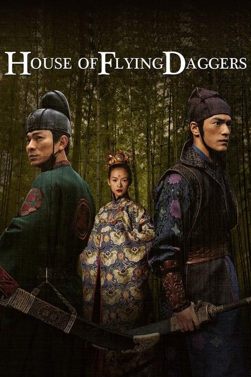 Nonton Drama Korea House of Flying Daggers (2004)