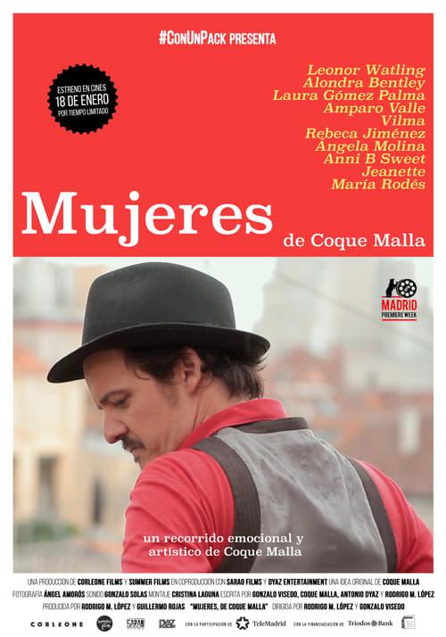 شاهد الفيلم Mujeres, de Coque Malla باللغة العربية على الإنترنت