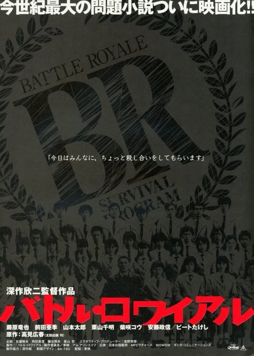 Assistir Batalha Real - HD 720p Dublado Online Grátis HD