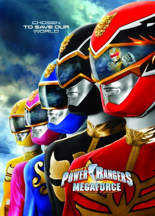Power Rangers: Megaforce (2013)