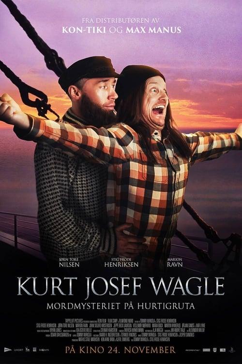 What Kind Kurt Josef Wagle og mordmysteriet på Hurtigruta