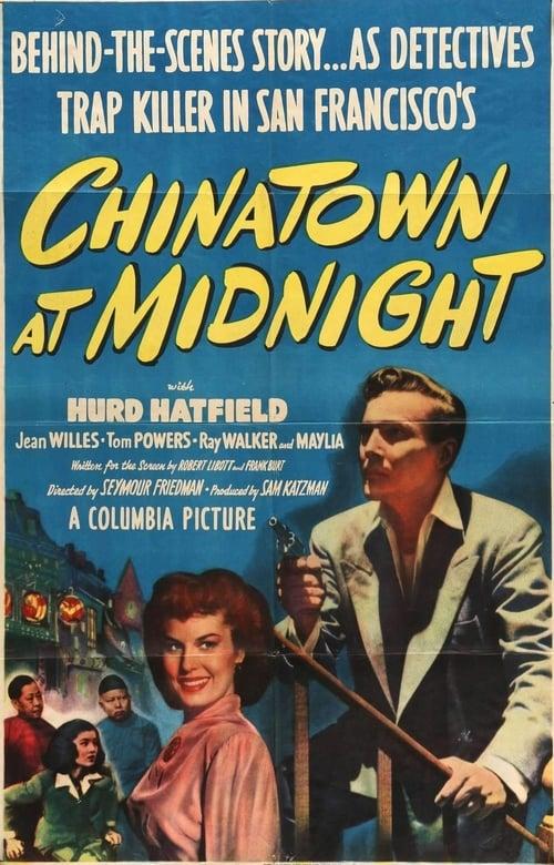 Chinatown at Midnight (1949)