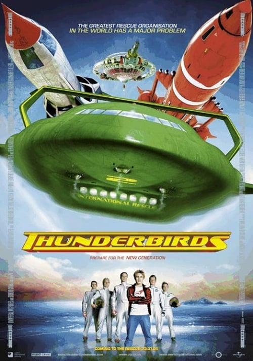 Thunderbirds Peliculas gratis