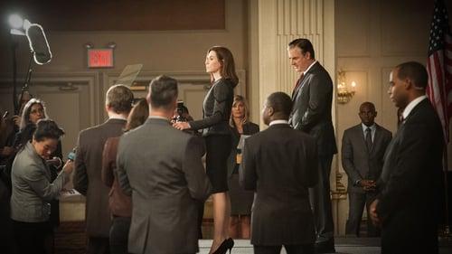 The Good Wife - Season 6 - Episode 20: The Deconstruction