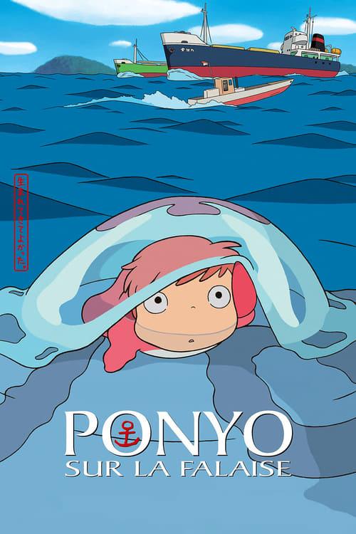 [VF] Ponyo sur la falaise (2008) streaming