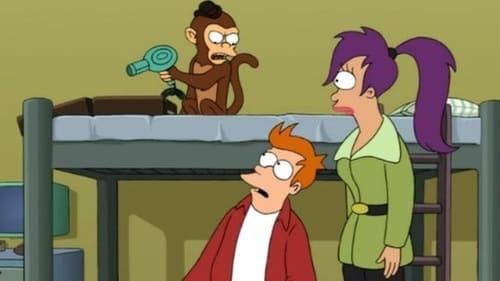 Futurama - Season 2 - Episode 2: Mars University