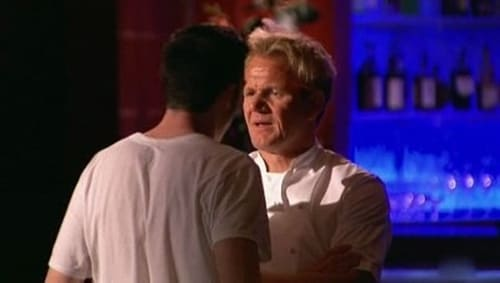 Hell's Kitchen: Season 6 – Épisode 14 Chefs compete