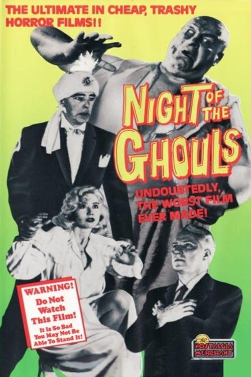 Katso Night of the Ghouls Verkossa