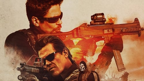 Sicario: Day of the Soldado (HD)