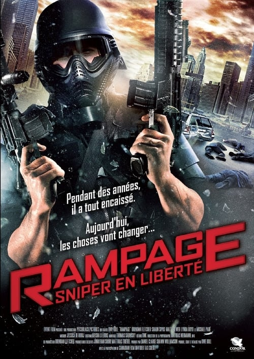 [FR] Rampage : Sniper en liberté (2009) Streaming HD FR