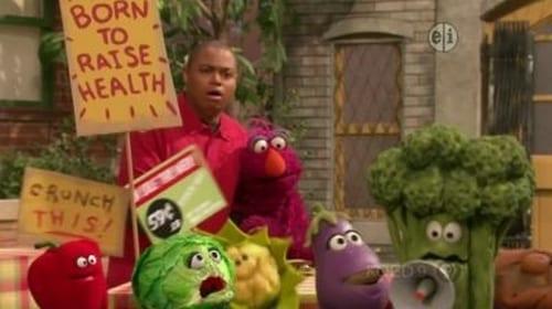 Sesame Street 2010 Tv Show 300mb: Season 41 – Episode Veggies Revolt
