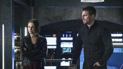 arrow - Season 4 - Episode 11: A.W.O.L.