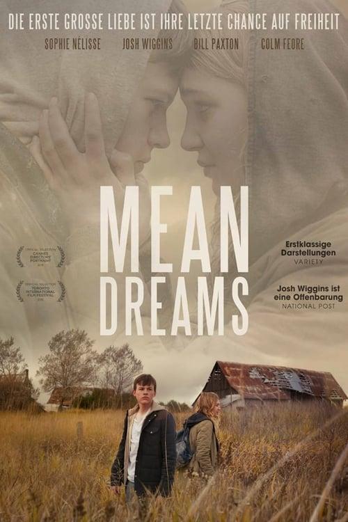 Mean Dreams - Poster